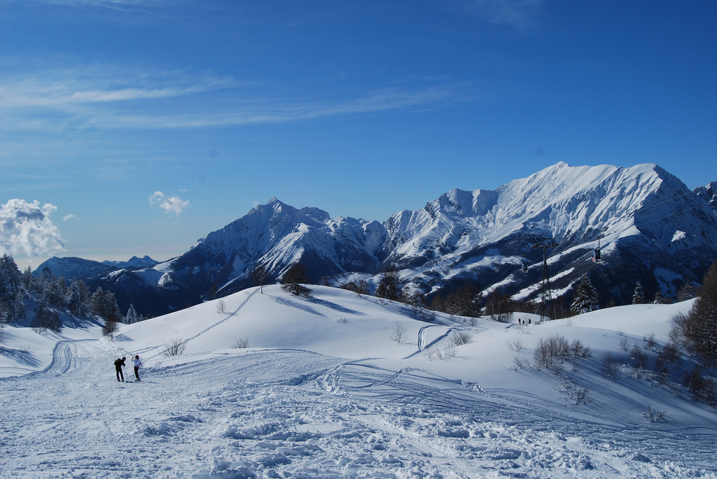 10 piste di sci a 2 ore o meno da milano