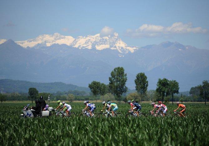 Team Sky, la squadra per il Giro 2017